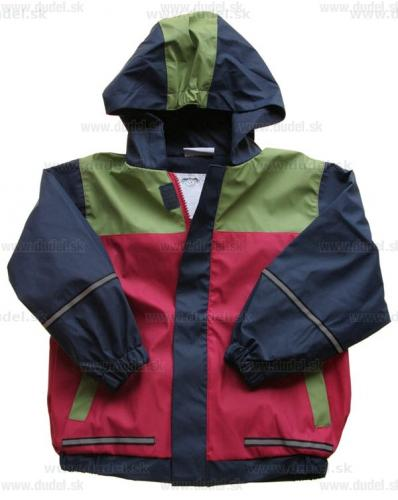 52a4d8cd8e detská bunda do dažďa červená