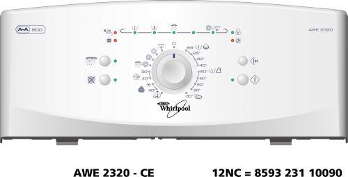 Whirlpool Awe 2320
